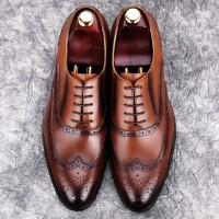 SH022-高級皮鞋