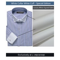 White Collar White Cuff Special Edition